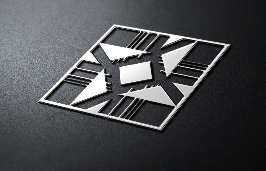 Metallic-Badge1