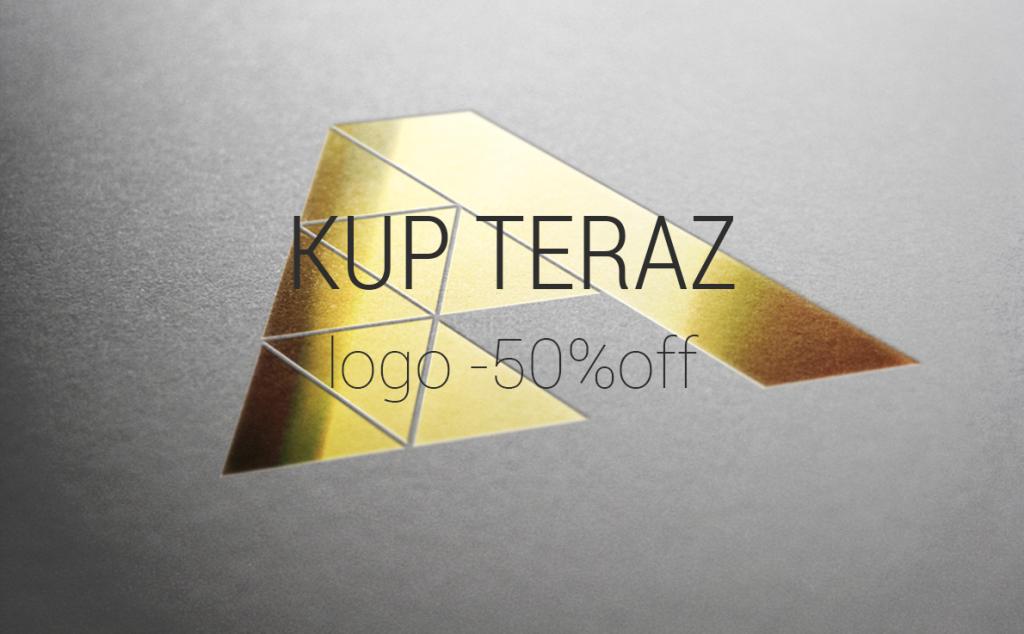 logo -50% off